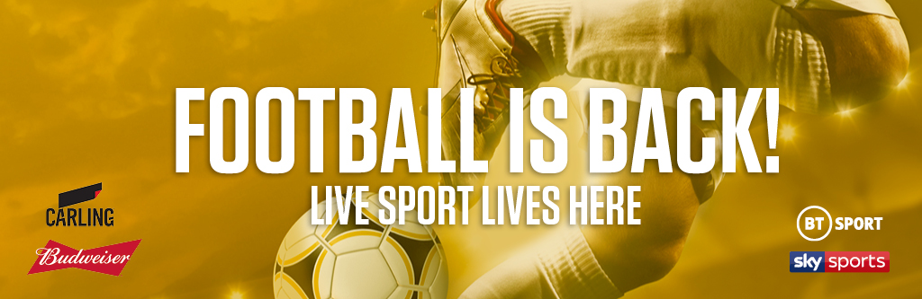 Watch live football at Station
